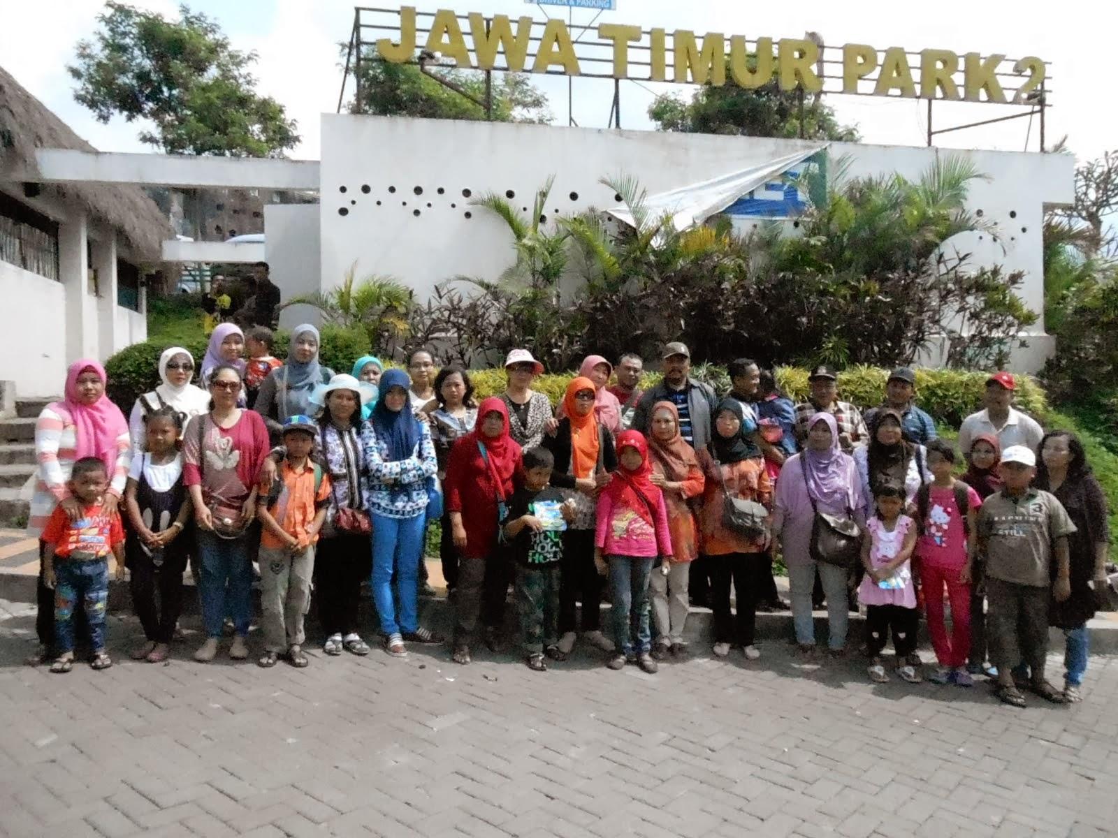 Jatim Park 2 Bersama IGTKI Kudu