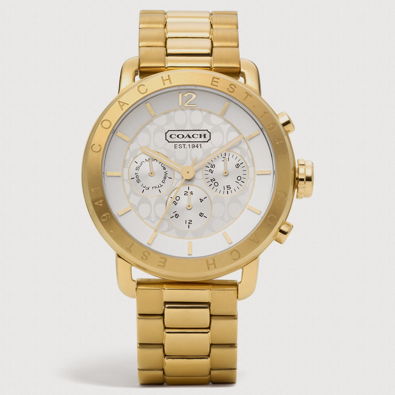 Latest Fashion Trends: Coach USA Latest Watches for Men ...