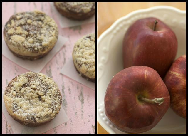 מאפינס תפוחים ודבש