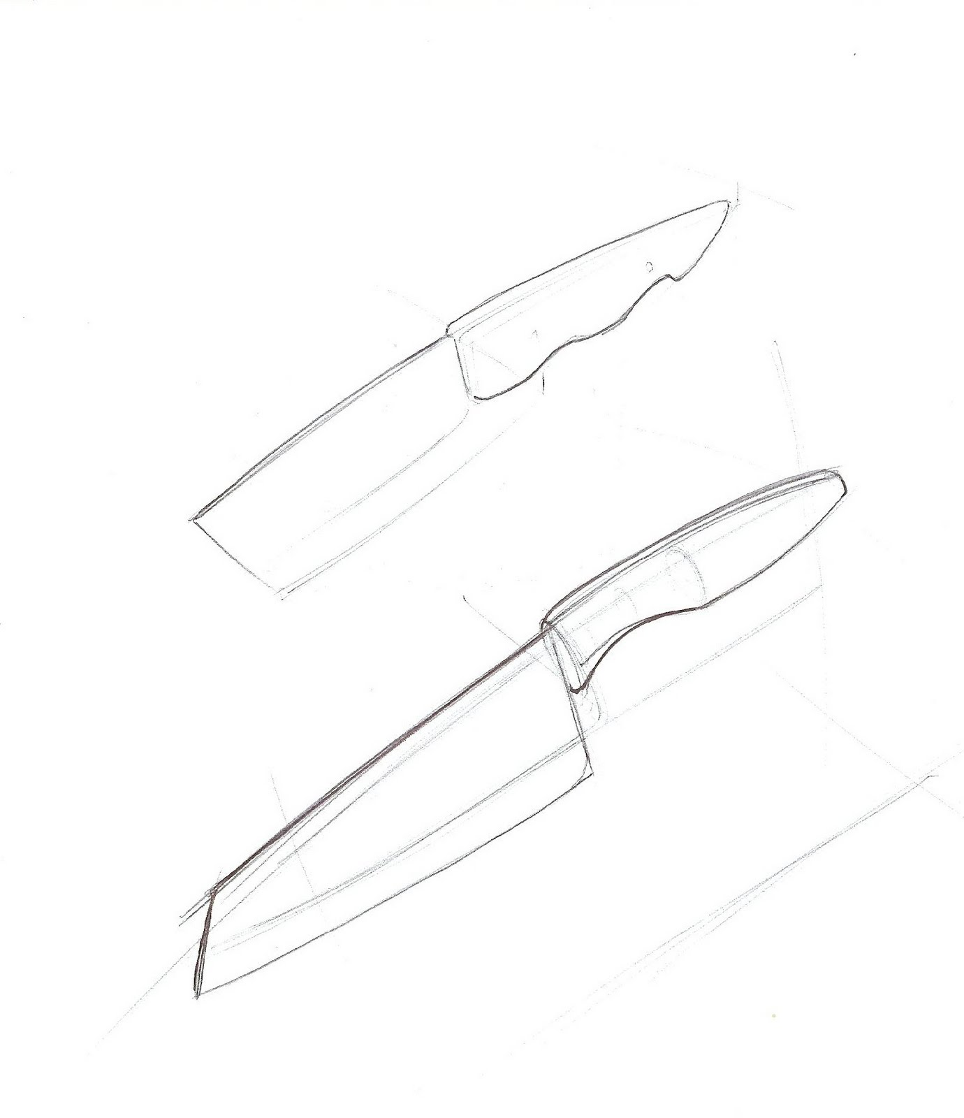 Knife Sketches