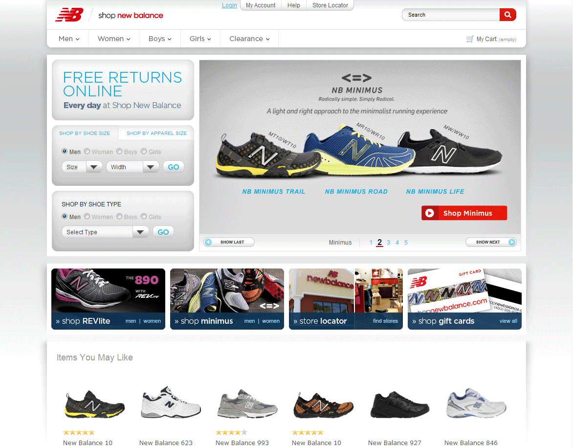117 epic e commerce website designs for your inspiration free