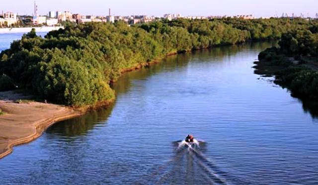 Sungai Irtish