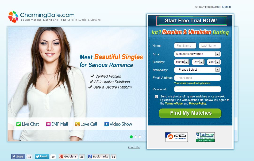 Free legit online dating sites
