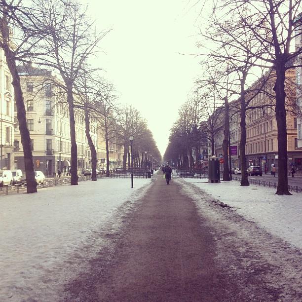 karlavägen, stockholm