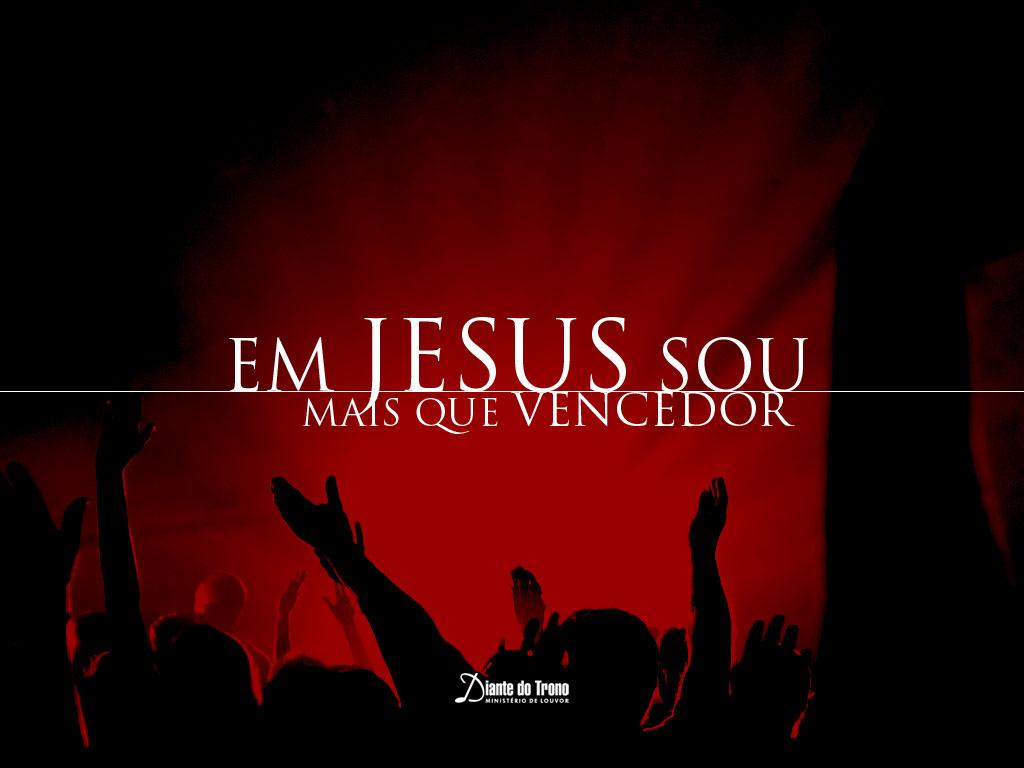 Muitas vezes Papel de Parede,Gospel | Tenho Vida Com Jesus ND09