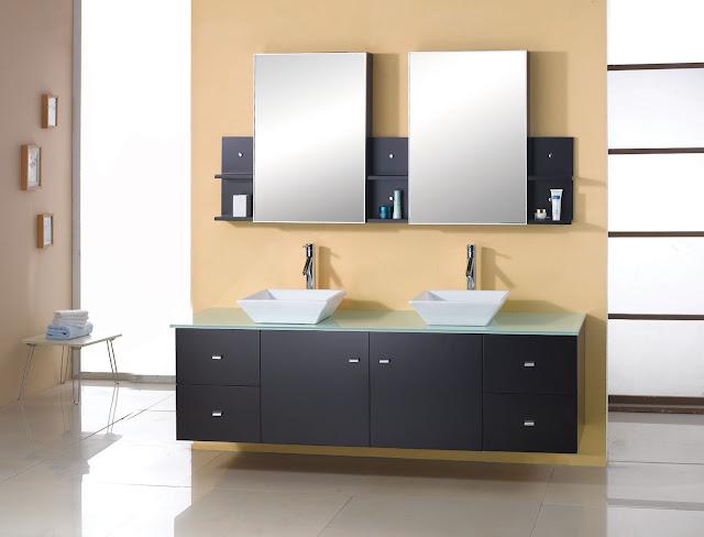 Modern Bathroom Vanity Ideas
