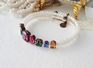 vintage style rhinestone jewelry gift ideas