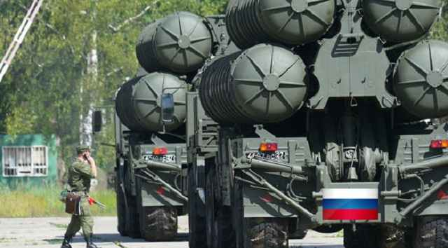 Ρωσικά βλήματα S-400 κατέρριψαν «άγνωστα ιπτάμενα αντικείμενα» στην Α.Μεσόγειο!