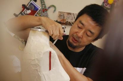 Estilista: Jum Nakao e a coleção Costura do Invisível