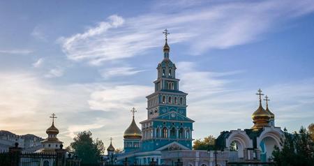 uzbekistan christian churches, tashkent church buildings, uzbekistan textile tours