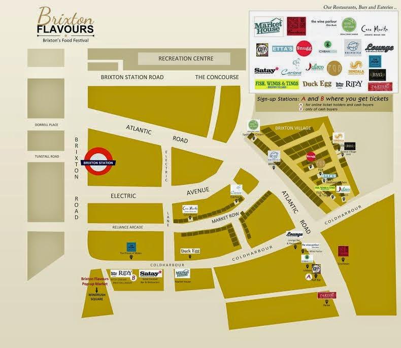 Brixton Flavours