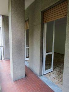 balcone salotto, a doppia finestra