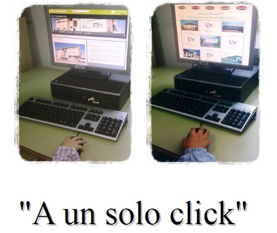 "PROYECTO ""A UN SOLO CLICK"""