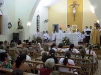 III noite da festa em honra a Santo Antônio
