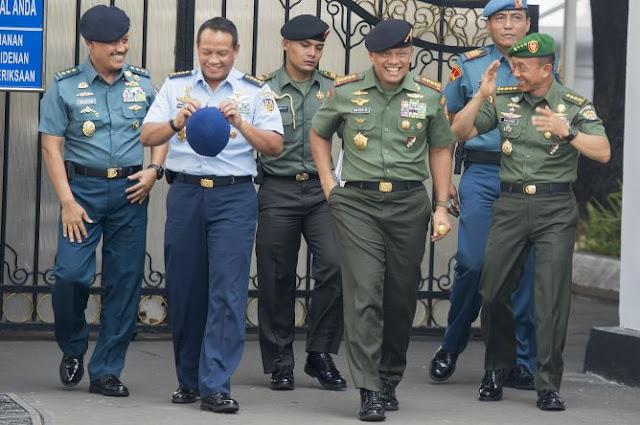 Lima Poin Wajib Menuju Propesionalisme TNI