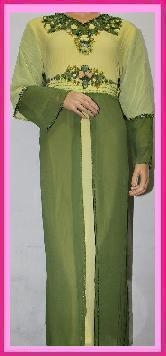 JUBAH PRICISLLA