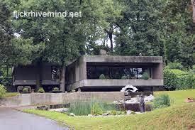 Casa brutalista en Affligem Bélgica