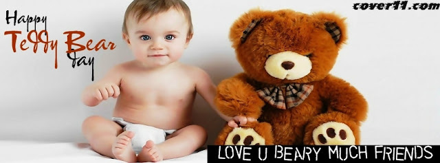 Teddy Day Facebook Cover Photo