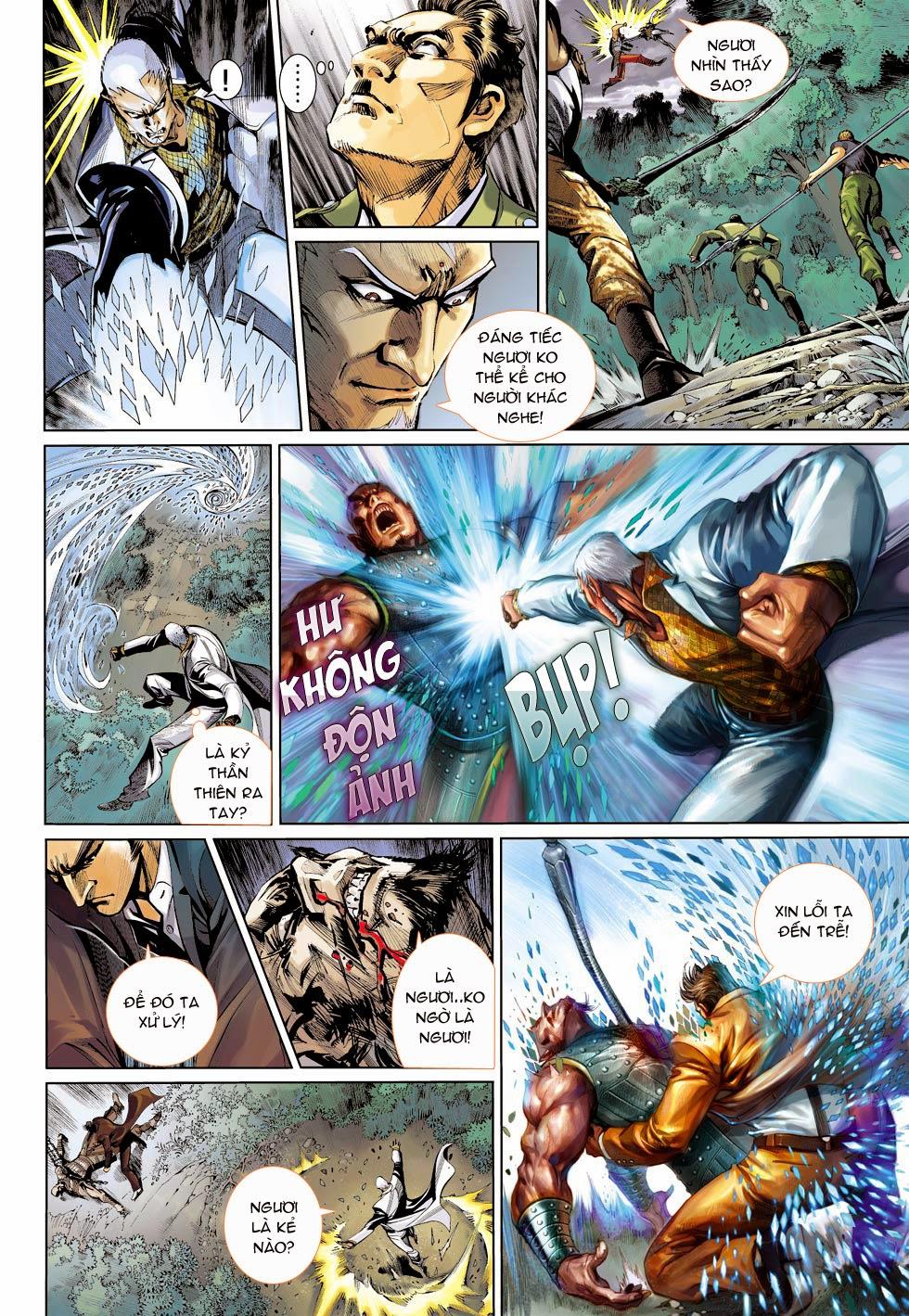 Thần Binh 4 chap 25 - Trang 28