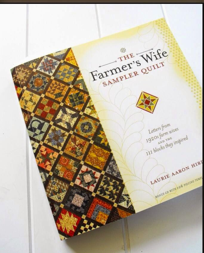Farmers Wife Stitchalong
