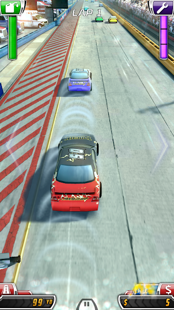 daytona rush mobile apps