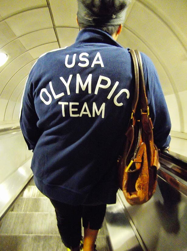 Team USA at the London 2012 Olympic Games