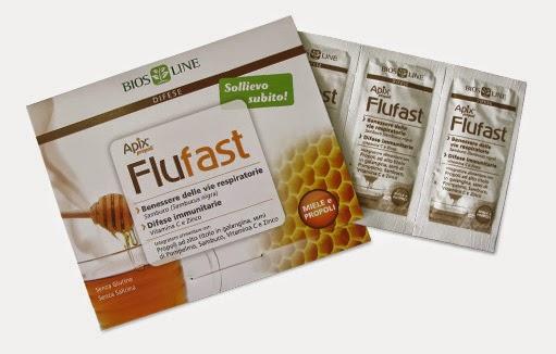 bustine solubili apix flufast biosline