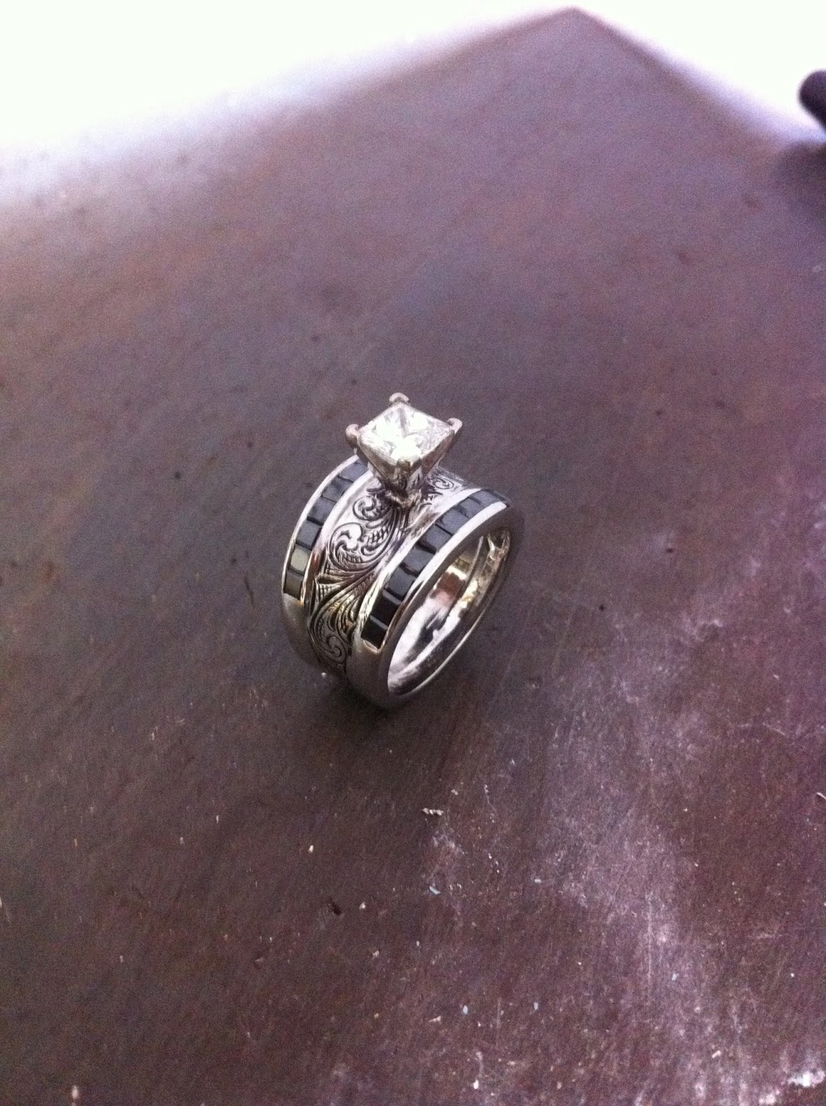 rodeo tales gypsy trails matt litz silversmith With rodeo wedding rings