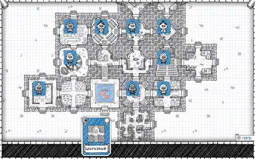 Download Guild of Dungeoneering - PC (Completo em Torrent)
