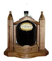 Kệ gỗ Superior chai 3 Lít