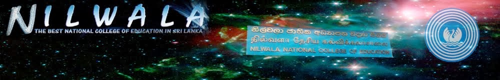NILWALA NATIONAL COLLEGE OF EDUCATION