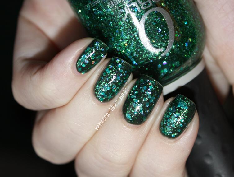 rebecca likes nails: Orly - Mermaid Tale