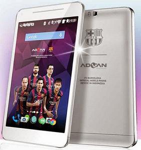 Harga dan spesifikasi tablet Advan Barca Tab pro 7 terbaru