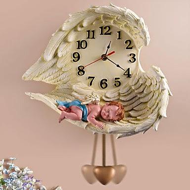 Reloj de Péndulo Ángel Dormido