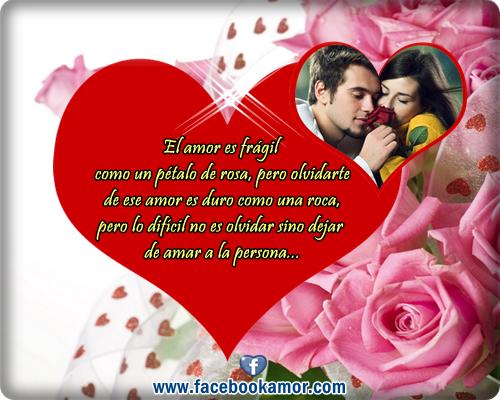 Tarjetas románticas para enamorados - Imagenes Bonitas para Facebook