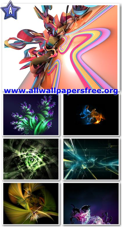 110 Abstract and Colorful Wallpapers 1280 X 1024