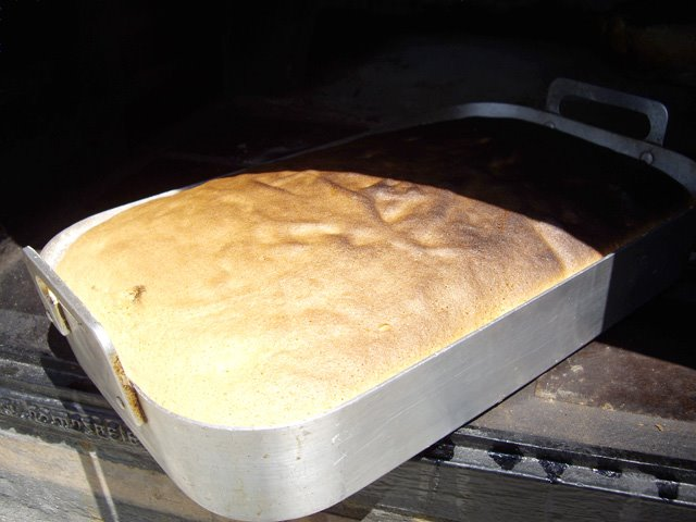 Recetas para hornos de le a dulces - Cocinar en horno de lena ...