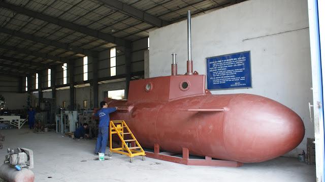 Tàu ngầm Trường Sa