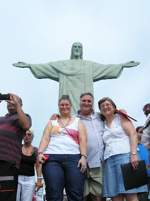 Cristo Corcovado, Rio de Janeiro, Brasil, La vuelta al mundo de Asun y Ricardo, round the world, mundoporlibre.com