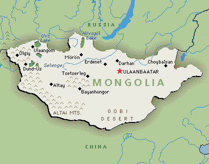 Musings in Mongolia Darkhan Darkhan and a bit more