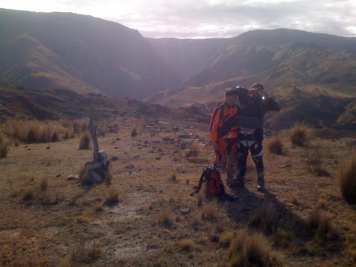 sandy, osvaldo y yo 18-09-2011
