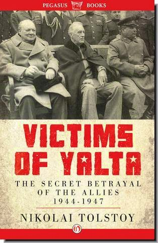 victims of yalta nikolai tolstoy