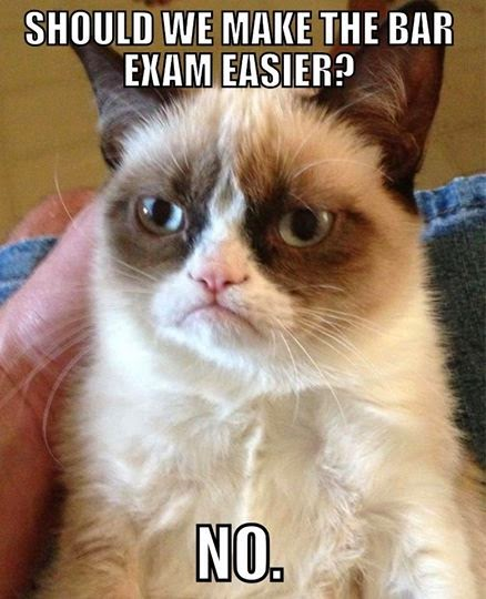 Law,school,meme,humor, funny, legal, bar exam, grumpy cat