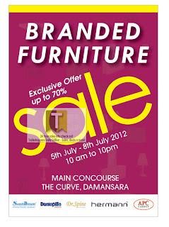 Branded Furniture Sale 2012