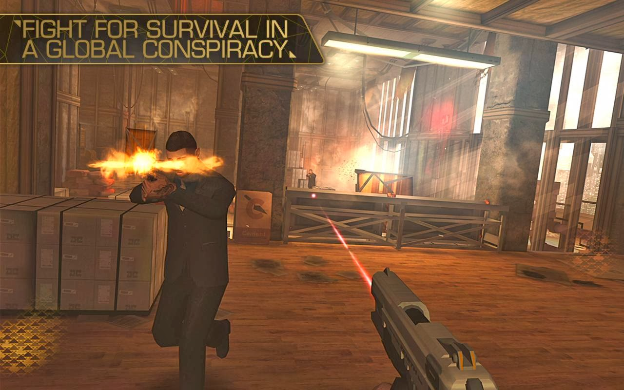 Deus Ex: The Android Game Download,