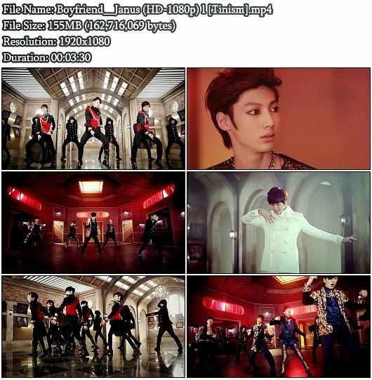 Download MV Boyfriend - Janus (야누스) (Full HD 1080p)