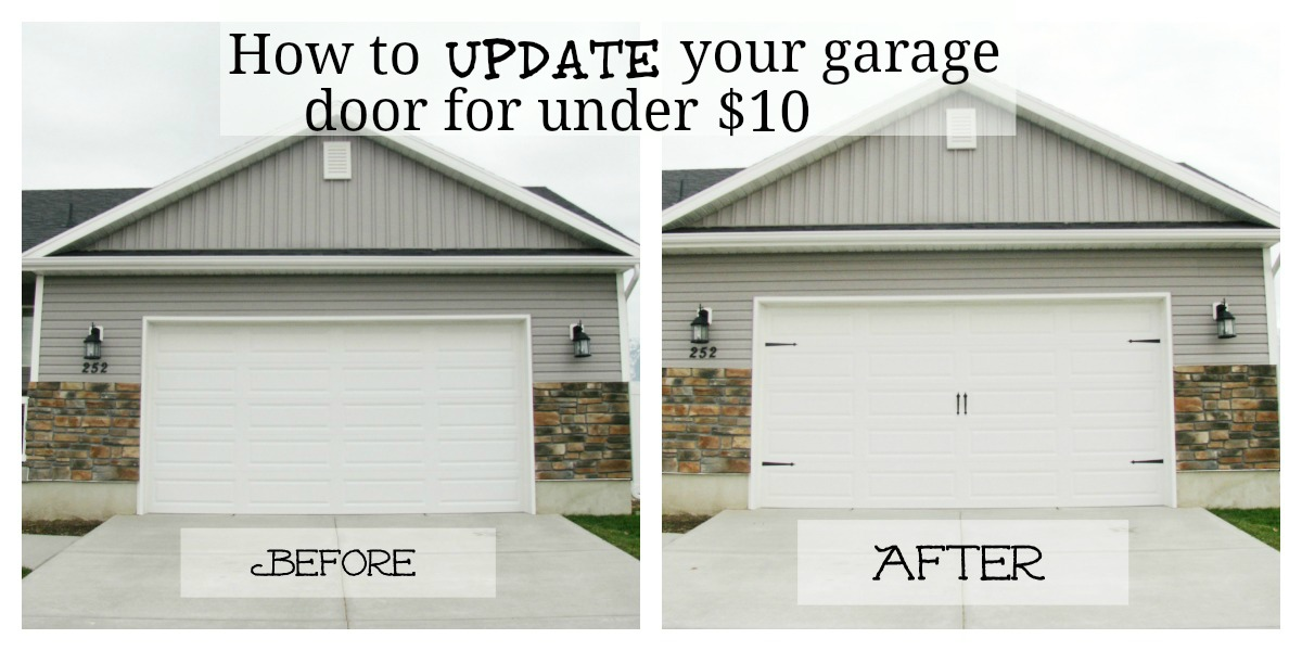 garage door dress up kit 3
