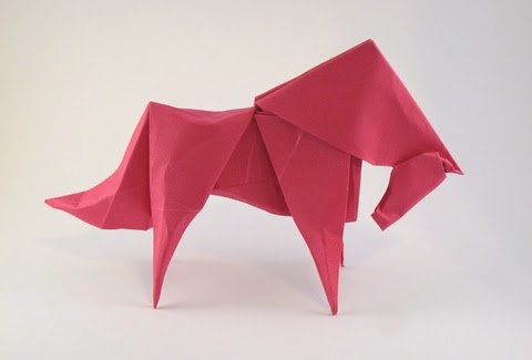 Easy Origami Horse Art And Craft Projects Ideas