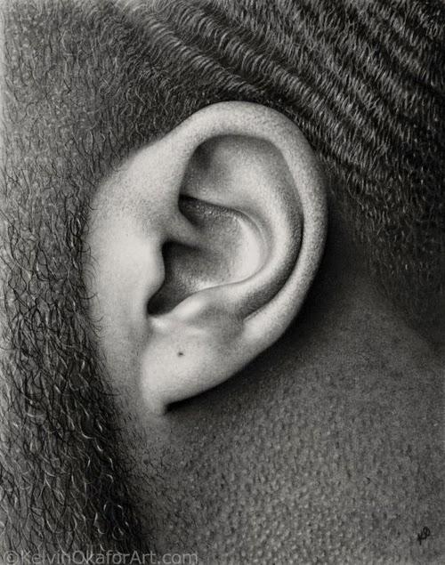 26-Ear-Kelvin-Okafor-Celebrity-Portrait-Drawings-Full-of-Emotions-www-designstack-co