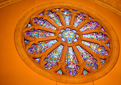 The Cathedral of St. Philip, Rose Window